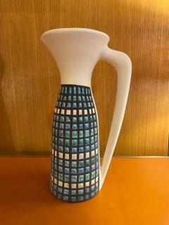 Roger Capron Pitcher vase France 1960s - 2020369
