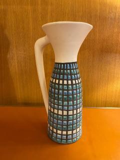 Roger Capron Pitcher vase France 1960s - 2020370