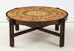 Roger Capron Roger Capron Mid Century Modern Coffee Table - 1996712