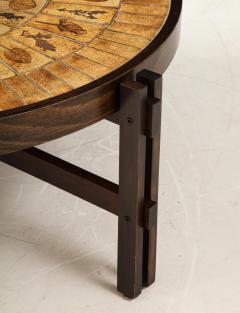 Roger Capron Roger Capron Mid Century Modern Coffee Table - 1996713
