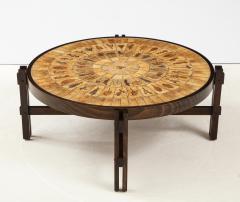 Roger Capron Roger Capron Mid Century Modern Coffee Table - 1996714