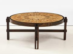 Roger Capron Roger Capron Mid Century Modern Coffee Table - 1996716