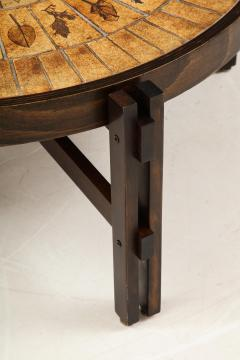 Roger Capron Roger Capron Mid Century Modern Coffee Table - 1996720