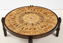 Roger Capron Roger Capron Mid Century Modern Coffee Table - 1996722