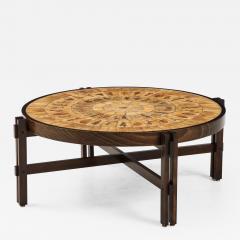 Roger Capron Roger Capron Mid Century Modern Coffee Table - 1997447