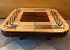 Roger Capron Roger Capron ceramic coffee table Mambo  - 1924122