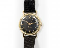 Rolex 1950s Rolex Gold Thunderbird Bezel Chronometer Watch - 315875