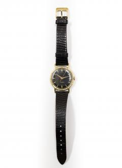 Rolex 1950s Rolex Gold Thunderbird Bezel Chronometer Watch - 315876