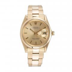Rolex Gold Date Wristwatch Ref 1500 - 117958