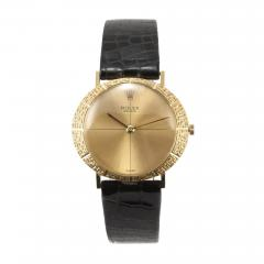 Rolex Rolex 18k Gold Dress Wristwatch Ref 3613 Circa 1957 - 199024