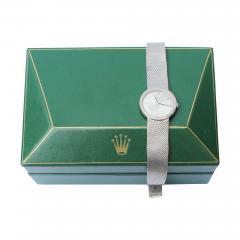 Rolex Rolex Cellini White 18K Gold - 776219