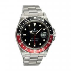 Rolex Rolex GMT Master II Watch Ref 16760 Circa 1984 - 181442
