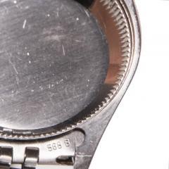 Rolex Rolex Ladys Stainless Steel Date Wristwatch - 393616