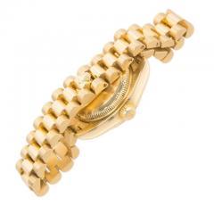 Rolex Rolex Ladys Yellow Gold Datejust Wristwatch Ref 179178 circa 2002 - 393801
