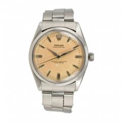 Rolex Rolex Stainless Steel Oyster Perpetual Wristwatch Circa 1958 - 181482