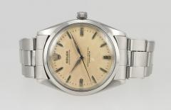 Rolex Rolex Stainless Steel Oyster Perpetual Wristwatch Circa 1958 - 181484