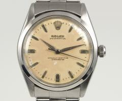 Rolex Rolex Stainless Steel Oyster Perpetual Wristwatch Circa 1958 - 181486