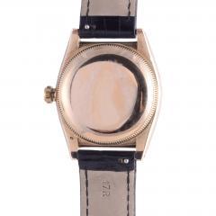 Rolex Watch Co Rolex Collectors Edition 14K Gold Wrist Watch with Mercedes Hands - 1960983