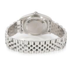 Rolex Watch Co Rolex Datejust 116234 Mens Watch in 18kt Stainless Steel White Gold - 1839367