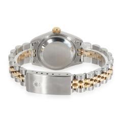 Rolex Watch Co Rolex Datejust 69173 Womens Watch in 18kt Stainless Steel Yellow Gold - 1839284