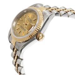 Rolex Watch Co Rolex Datejust 69173 Womens Watch in 18kt Stainless Steel Yellow Gold - 1839285