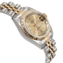 Rolex Watch Co Rolex Datejust 69173 Womens Watch in 18kt Stainless Steel Yellow Gold - 1839286