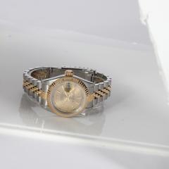 Rolex Watch Co Rolex Datejust 69173 Womens Watch in 18kt Stainless Steel Yellow Gold - 1839296