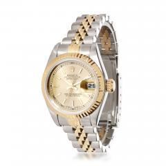 Rolex Watch Co Rolex Datejust 69173 Womens Watch in 18kt Stainless Steel Yellow Gold - 1839967