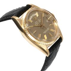 Rolex Watch Co Rolex Day Date 1807 Mens Watch in 18kt Yellow Gold - 1839292