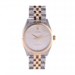 Rolex Watch Co Rolex Oyster 14K Steel Wrist Watch with Original Certificate - 1960808