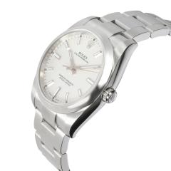 Rolex Watch Co Rolex Oyster Perpetual 114200 Mens Watch in Stainless Steel - 1839432