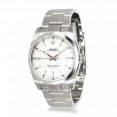 Rolex Watch Co Rolex Oyster Perpetual 114200 Mens Watch in Stainless Steel - 1839982