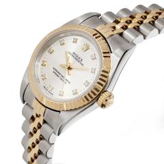 Rolex Watch Co Rolex Oyster Perpetual 76193 Womens Watch in 18kt Stainless Steel Yellow Gold - 1839269