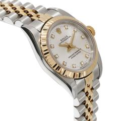 Rolex Watch Co Rolex Oyster Perpetual 76193 Womens Watch in 18kt Stainless Steel Yellow Gold - 1839270