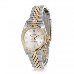 Rolex Watch Co Rolex Oyster Perpetual 76193 Womens Watch in 18kt Stainless Steel Yellow Gold - 1839964