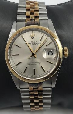 Rolex Watch Co Rolex Steel Gold Date model - 1774659