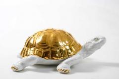 Ronzan Ceramic tortoise with gold detailing by Ronzan - 1535202
