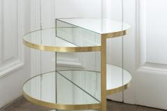 Rooms Invisible Brass Side Table Rooms - 880079