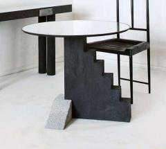 Rooms Round Staircase Table Rooms - 1569961