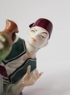 Rosenthal Scheherazadian Figure of Aladin - 349303