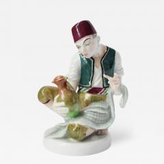 Rosenthal Scheherazadian Figure of Aladin - 416387