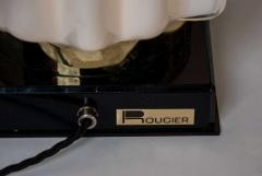 Rougier Pair of 1970s fluted lamps by Rougier - 1202934