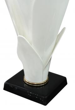 Rougier Sculptural Flower Table Lamp by Rougier - 190585