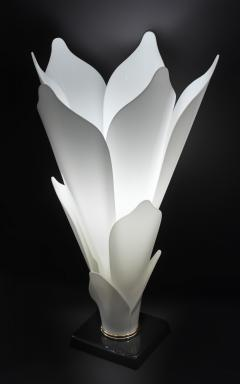 Rougier Sculptural Flower Table Lamp by Rougier - 190586