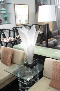 Rougier Sculptural Flower Table Lamp by Rougier - 190587