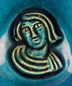 Royal Copenhagen Ceramic vase - 1361346