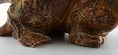 Royal Copenhagen Large pottery figure no 20281 Ducks - 1357063