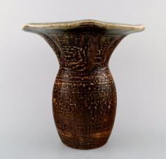 Royal Copenhagen Royal Copenhagen ceramic vase by Carl Halier or Patrick Nordstr m - 1227233