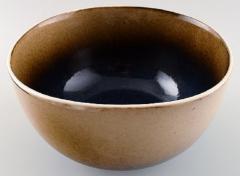 Royal Copenhagen Unique Royal Copenhagen large ceramic bowl by Nils Thorsson - 1227315