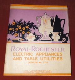 Royal Rochester Modernistic Art Deco Royal Rochester Batter Bowl - 1492467